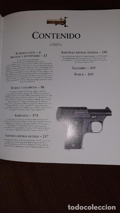 Militaria: armas de fuego. ed tikal - Foto 2 - 254558935