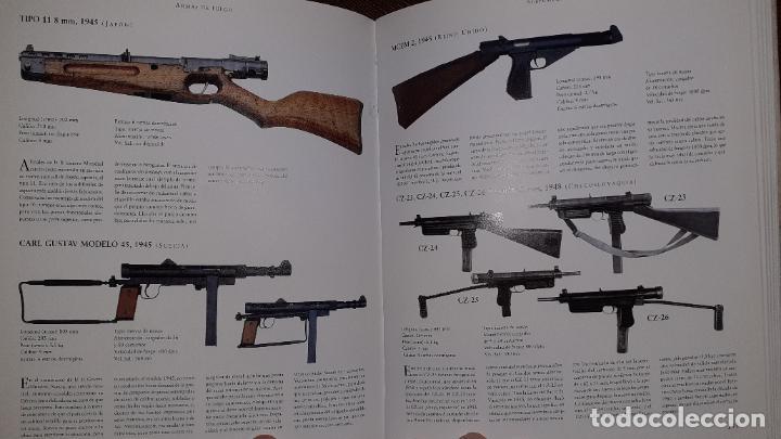 Militaria: armas de fuego. ed tikal - Foto 4 - 254558935