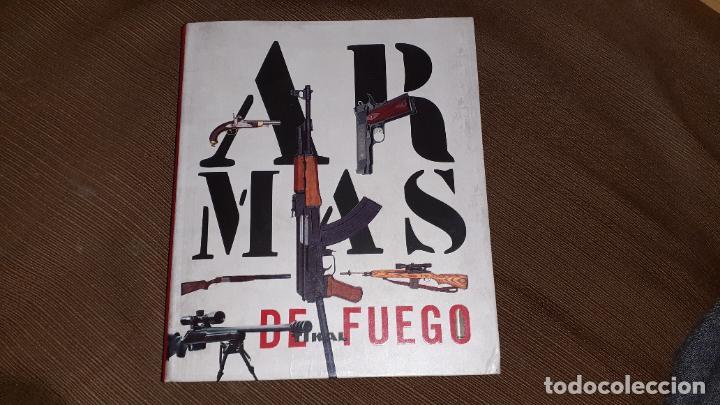 ARMAS DE FUEGO. ED TIKAL (Militar - Libros y Literatura Militar)