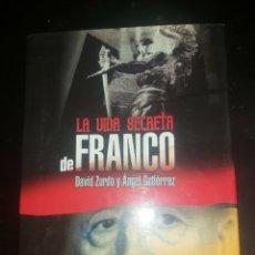Militaria: LA VIDA SECRETA DE FRANCO. Lote 254689655