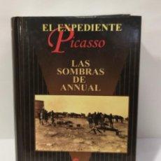 Militaria: PICASSO EL EXPEDIENTE PICASSO LAS SOMBRAS DE ANNUAL 1ª EDICCIÓN DE 2003. Lote 254725945