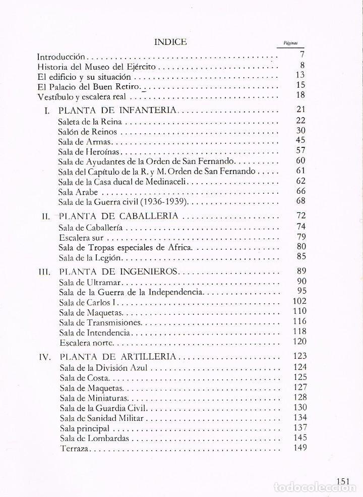 Militaria: Guia del musero del ejercito - Foto 3 - 256050235