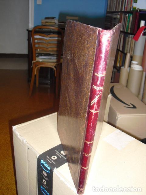 1904 ATLAS DE TORPEDOS AUTOMOVILES MONREAL Y QUIJANO (Militar - Libros y Literatura Militar)