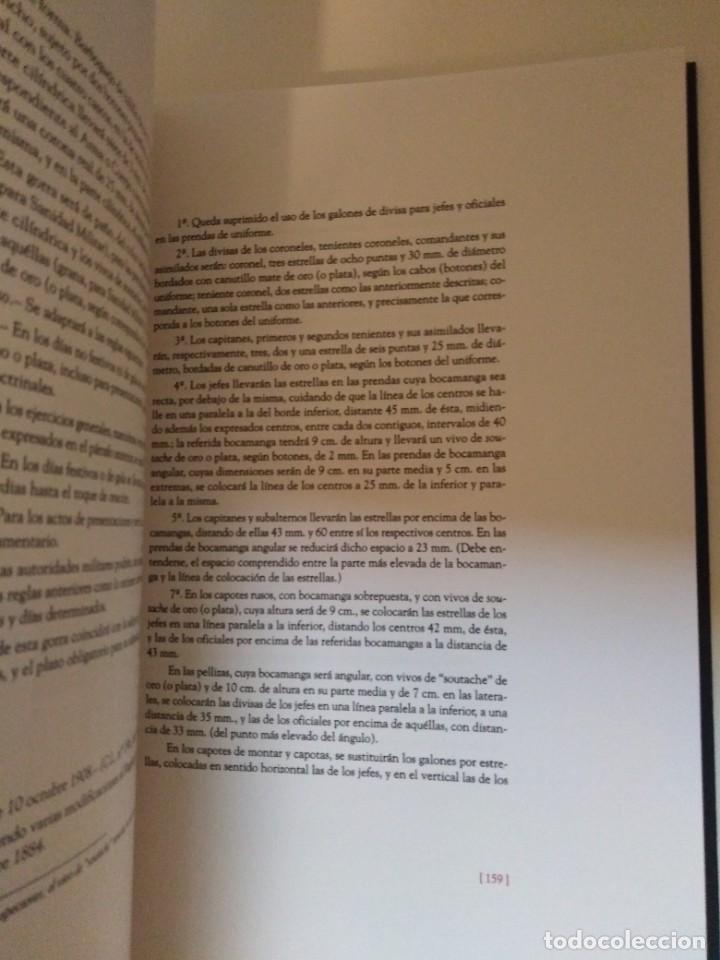 Militaria: EL UNIFORME DE SANIDAD MILITAR.SU HISTORIA.OBRA DE JOAQUIN ANEL URBEZ. MINISTERIO DE DEFENSA - Foto 6 - 260666670