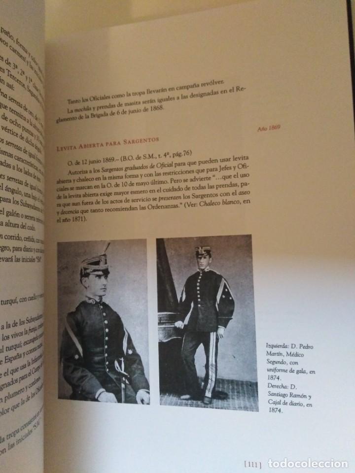 Militaria: EL UNIFORME DE SANIDAD MILITAR.SU HISTORIA.OBRA DE JOAQUIN ANEL URBEZ. MINISTERIO DE DEFENSA - Foto 7 - 260666670