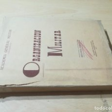 Militaria: ORGANIZACIÓN MILITAR / ACADEMIA GENERAL MILITAR / 1954 / AH64. Lote 260730815