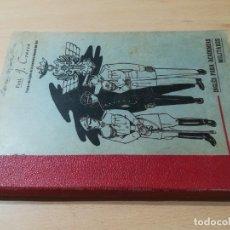 Militaria: INGLES PARA ACADEMIAS MILITARES / CONESA PROFESOR A G AIRE / CARTAGENA 1949 / CONS114. Lote 260731985