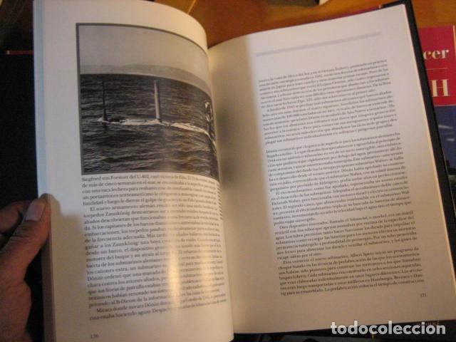 Militaria: EL TERCER REICH 13 14. TIME LIFE. MANADAS DE LOBOS LAS 2 PARTES SUBMARIMOS - Foto 3 - 261121280