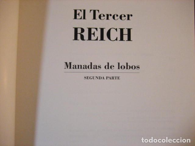 Militaria: EL TERCER REICH 13 14. TIME LIFE. MANADAS DE LOBOS LAS 2 PARTES SUBMARIMOS - Foto 5 - 261121280