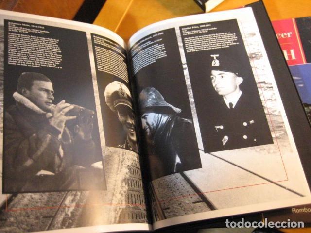 Militaria: EL TERCER REICH 13 14. TIME LIFE. MANADAS DE LOBOS LAS 2 PARTES SUBMARIMOS - Foto 6 - 261121280