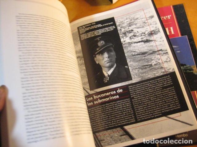 Militaria: EL TERCER REICH 13 14. TIME LIFE. MANADAS DE LOBOS LAS 2 PARTES SUBMARIMOS - Foto 7 - 261121280
