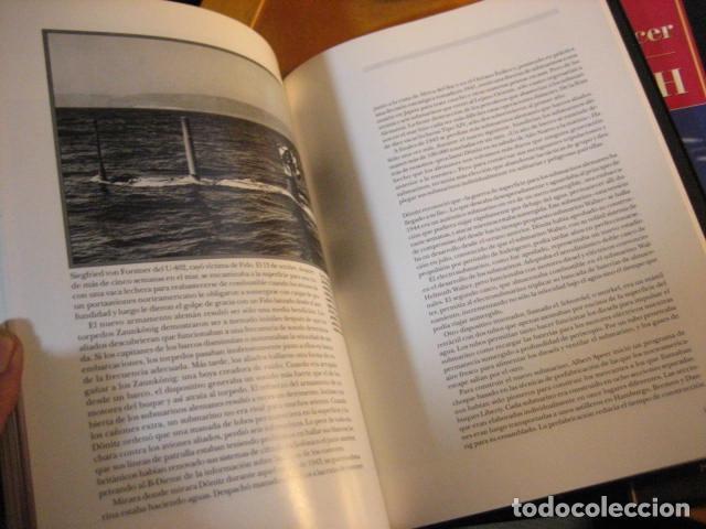 Militaria: EL TERCER REICH 13 14. TIME LIFE. MANADAS DE LOBOS LAS 2 PARTES SUBMARIMOS - Foto 8 - 261121280