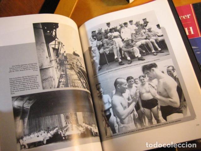 Militaria: EL TERCER REICH 13 14. TIME LIFE. MANADAS DE LOBOS LAS 2 PARTES SUBMARIMOS - Foto 9 - 261121280