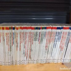 Militaria: TECNOLOGIA MILITAR. GUIA ILUSTRADA.... COMPLETA 60 VOLUMENES. EDICIONES ORBIS, 1986. Lote 262250125