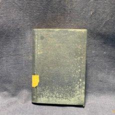 Militaria: LIBRO ORDENANZAS DEL EJERCITO REGIMIENTO ARTILLERIA Nº41(1939) 15X11CMS. Lote 262747825