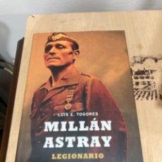 Militaria: LIBRO MILLAN ASTRAY. Lote 264304936