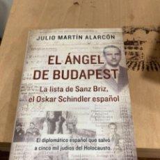 Militaria: LIBRO EL ÁNGEL DE BUDAPEST. Lote 264539949