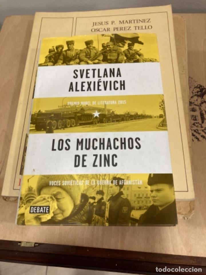 LIBRO LOS MUCHACHOS DEL ZINC (Militar - Libros y Literatura Militar)