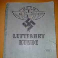 Militaria: LIBRO NSFK, BERLIN 1944. EPOCA III REICH. Lote 265379394