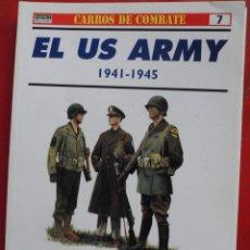 Militaria: EL US ARMY 1941-1945. Lote 269831063
