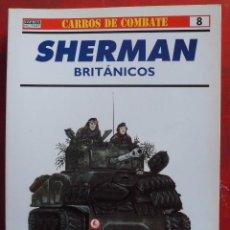Militaria: SHERMAN BRITÁNICOS. Lote 269831488