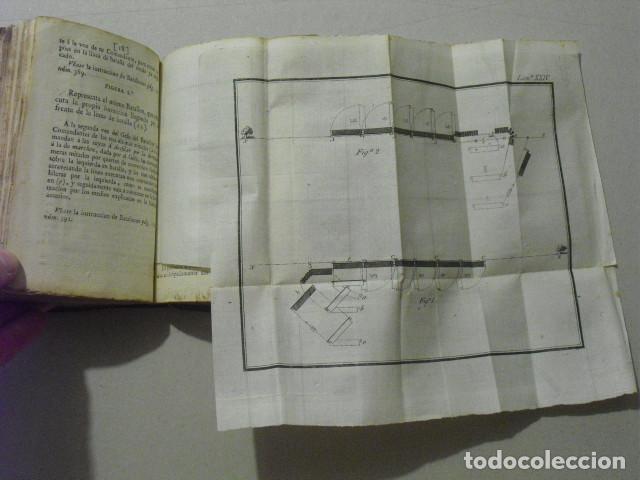 Militaria: C. 1800 INSTRUCCION DE BATALLONES XXVII LAMINAS DESPLEGABLES - Foto 8 - 270368233