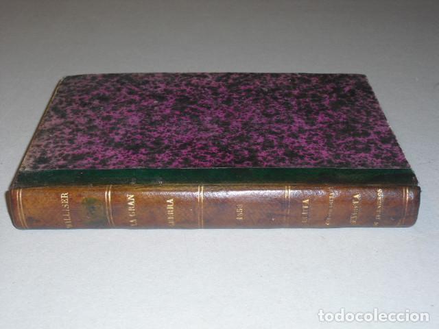 1850 TEORIA DE LA GRAN GUERRA APLICADA A LAS CAMPAÑAS DE LOS RUSOS EN POLONIA EN 1831 W. WILLISEN (Militar - Libros y Literatura Militar)