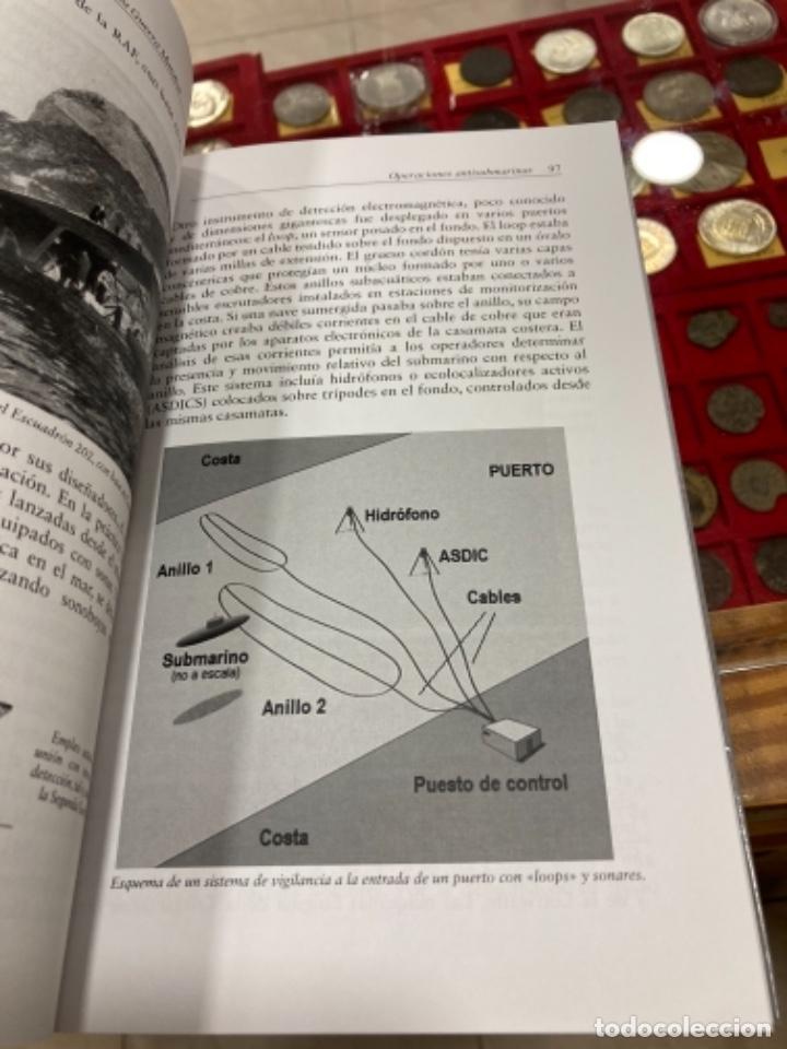 Militaria: Libro el Mediterráneo en la Segunda Guerra Mundial - Foto 2 - 271427628