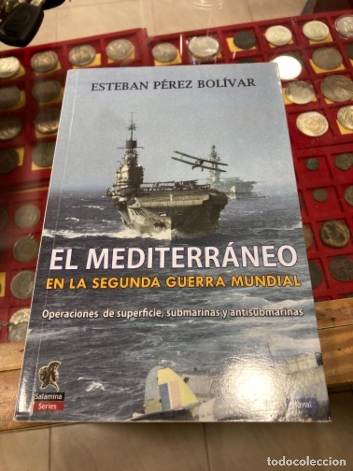Militaria: Libro el Mediterráneo en la Segunda Guerra Mundial - Foto 3 - 271427628