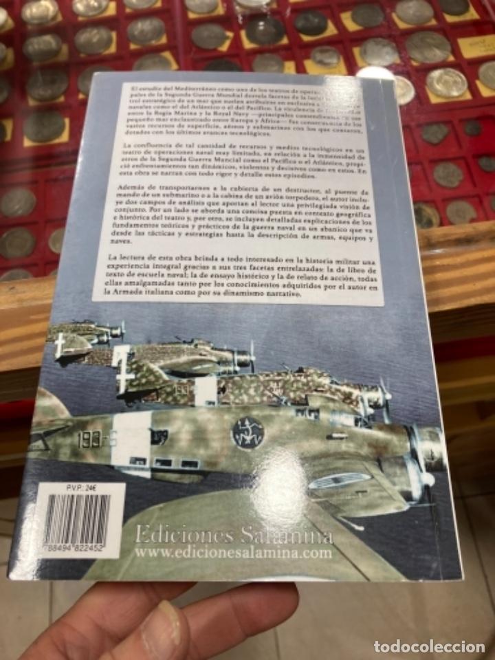 Militaria: Libro el Mediterráneo en la Segunda Guerra Mundial - Foto 7 - 271427628