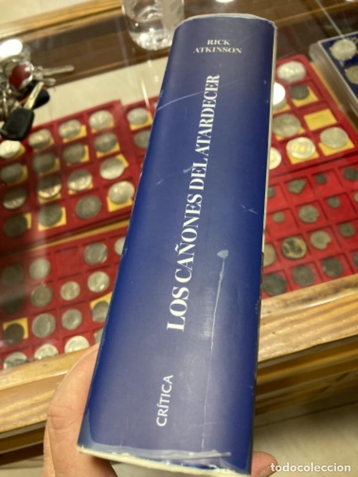 Militaria: Libro los cañones del atardecer - Foto 3 - 271427983