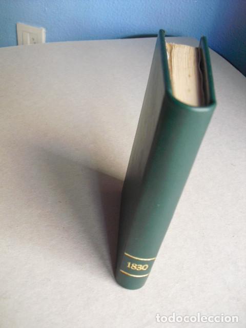 1830 ESTADO MILITAR DE ESPAÑA (Militar - Libros y Literatura Militar)