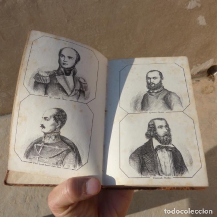 Militaria: Antiguo libro das revolutionsjahr , la revolucion de 1848 primera edicion 1849 , - Foto 3 - 274204133