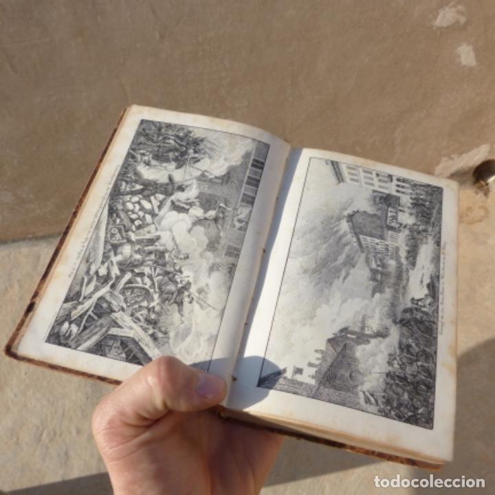 Militaria: Antiguo libro das revolutionsjahr , la revolucion de 1848 primera edicion 1849 , - Foto 4 - 274204133
