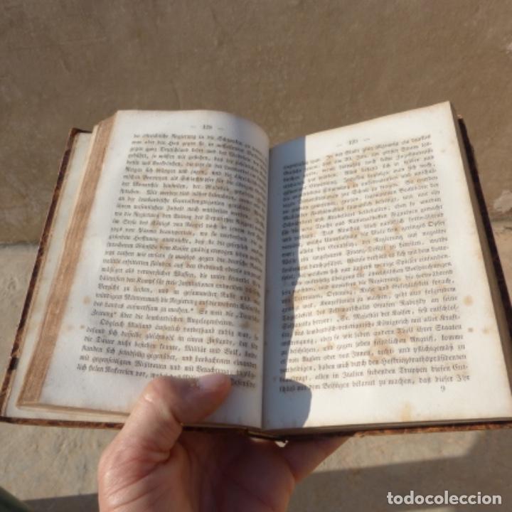 Militaria: Antiguo libro das revolutionsjahr , la revolucion de 1848 primera edicion 1849 , - Foto 6 - 274204133