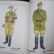 Militaria: LIBRO DE ORO DE LA MILICIA UNIVERSITARIA - JULIAN RODERO CARRASCO. Lote 275288578