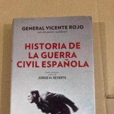 Militaria: LIBRO HISTORIA DE LA GUERRA CIVIL ESPAÑOLA. Lote 275604678