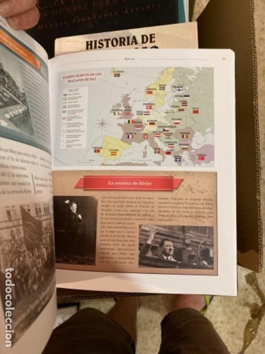 Militaria: Libro hitler - Foto 4 - 275607948