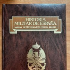 Militaria: 1984 HISTORIA MILITAR DE ESPAÑA TOMO II / ILUSTRADO. Lote 276099458