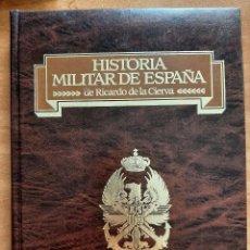 Militaria: 1984 HISTORIA MILITAR DE ESPAÑA TOMO I / ILUSTRADO. Lote 276099593