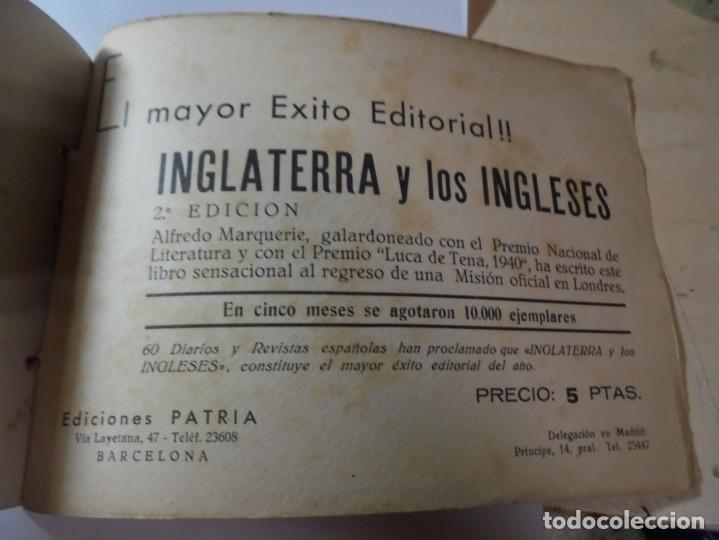 Militaria: magnifico libro gibraltar español reseña grafica de una parte de nuestro territorio nacional de 1940 - Foto 44 - 276222633