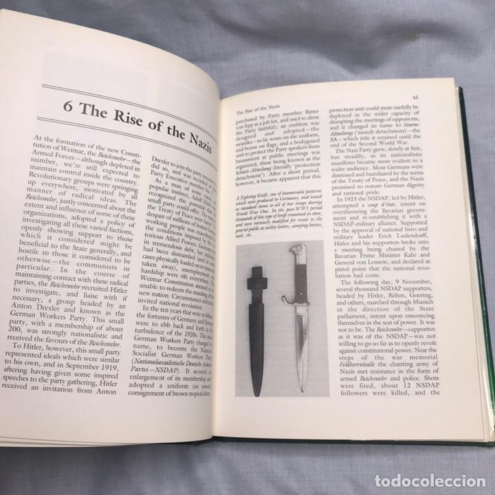 Militaria: LIBRO DAGGERS SWORDS AND BAYONETS OF THE THIRD REICH - DAGAS - BAYONETAS - CUCHILLOS - Foto 4 - 276566448