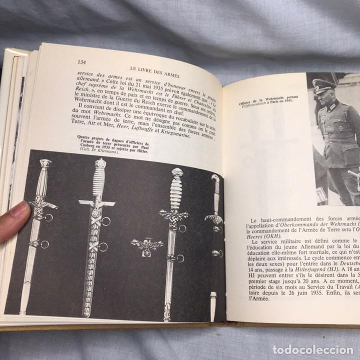 Militaria: LIBRO LES ARMES BLANCHES DU III REICH - LAS ARMAS BLANCA - CUCHILLOS - DAGAS - Foto 10 - 276567053