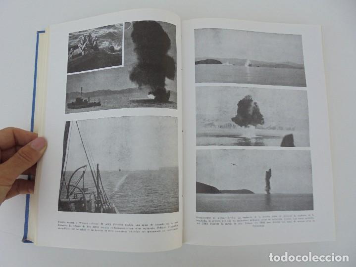 Militaria: LA GUERRA EN EL MAR EN COREA. EDITORIAL NAVAL. MELCON W. COGLE. FRANK A. MANSON. 1966 - Foto 15 - 277040943