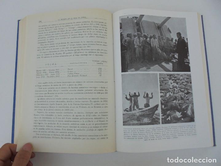 Militaria: LA GUERRA EN EL MAR EN COREA. EDITORIAL NAVAL. MELCON W. COGLE. FRANK A. MANSON. 1966 - Foto 17 - 277040943