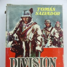 Militaria: DIVISION 250 POR TOMAS SALVADOR EDICION DOMUS BARCELONA. Lote 285415108