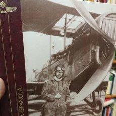 Militaria: A. FLORES/ J.M.CICUENDEZ. 1913-1927. GUERRA AÉREA SOBRE EL MARRUECOS ESPAÑOL. Lote 287495243