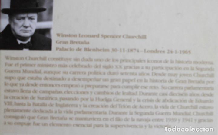 Militaria: WINSTON CHURCHILL. ROY JERKINS. DOS LIBROS - Foto 2 - 287695243