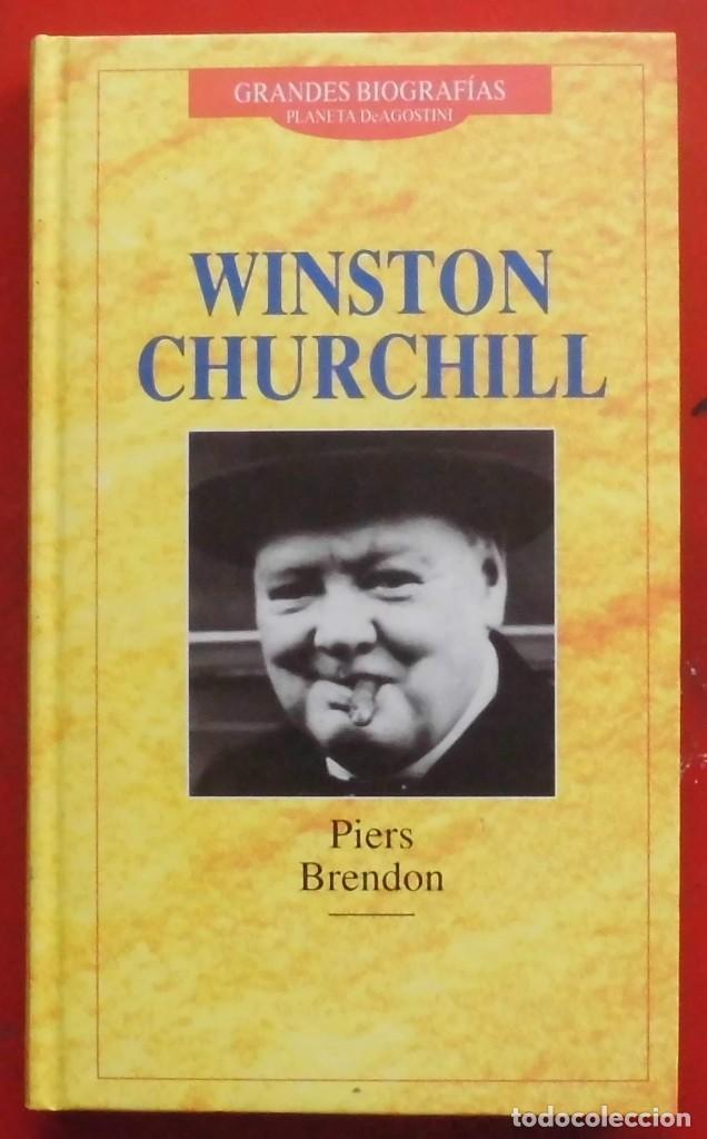 WINSTON CHURCHILL. PIERS BRENDON. LIBRO NUEVO (Militar - Libros y Literatura Militar)