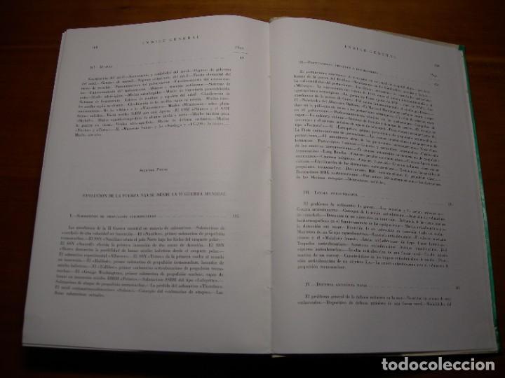 Militaria: ESPAÑA Y EL MAR / LUIS CARRERO BLANCO 3 TOMOS - Foto 17 - 287790298